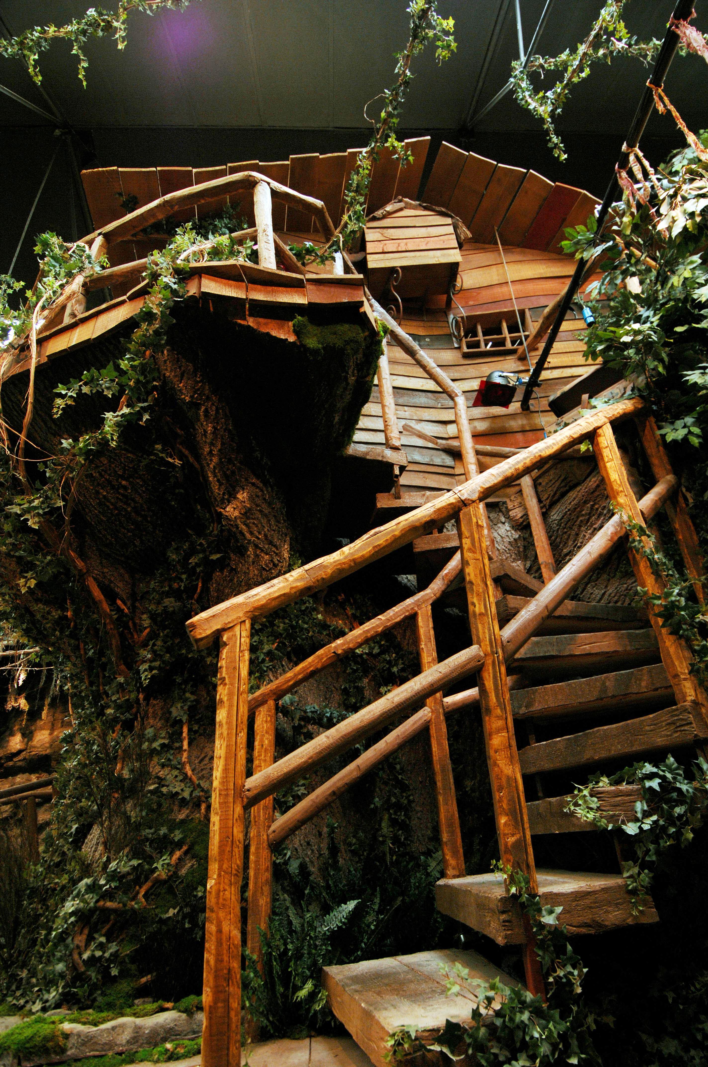 Tree House 8sml