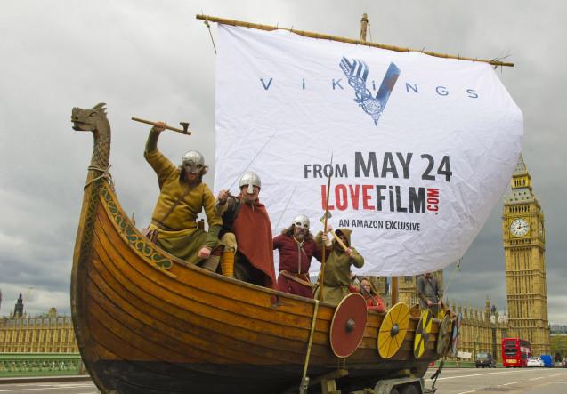 Vikings back in London