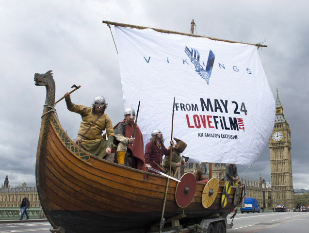 VIKINGS RETURN TO LONDON