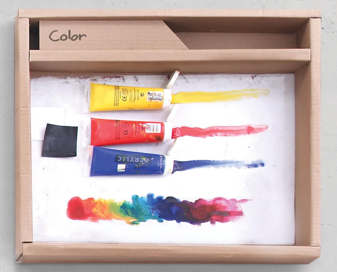 Colour-Blend