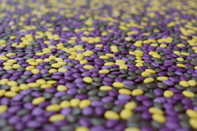 Sea of Cadbury Dairy Milk Pebbles.jpg