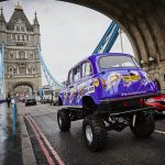 Cadbury Dairy Milk BIG Taste Taxi